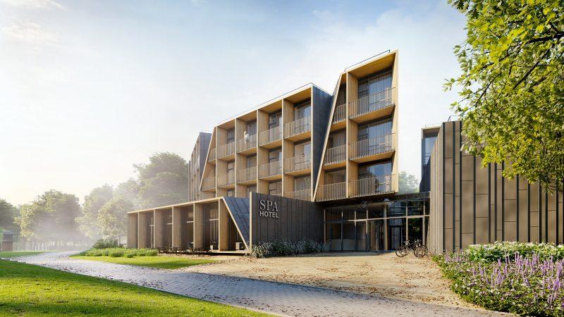 SPA hotel Druskininkai Lithuania